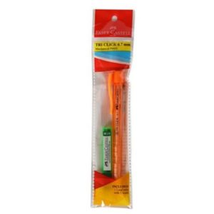 Faber-Castell Tri-Click Mechanical Pencil