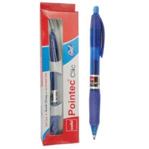 Cello Pointec Clic Gel Pen