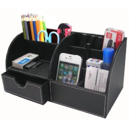 6 Compartments Desk Organiser