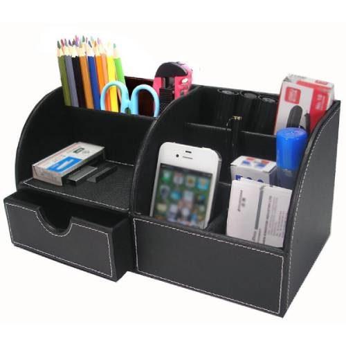 6 Compartments Desk Organiser