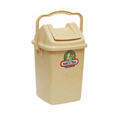 Nayasa Swing Waste Bin with Handle-114