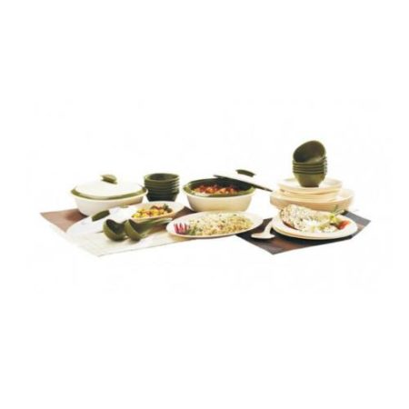 Signoraware Dinner Set 36 Pcs Square