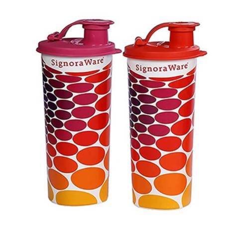 Signoraware Energy Stylish Jumbo Plastic Sipper - 500ml