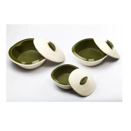 Signoraware Casserole Double Wall Set Of 3