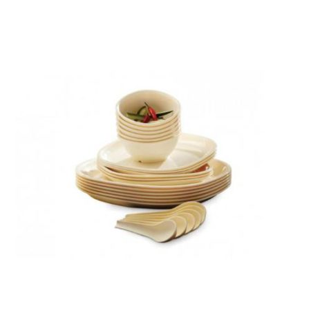 Signoraware Dinner Set 24 Pcs Round