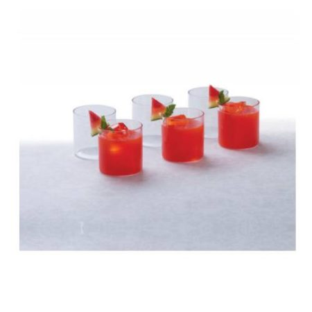 Signoraware Crystal Clear Glass Small Set Of 6
