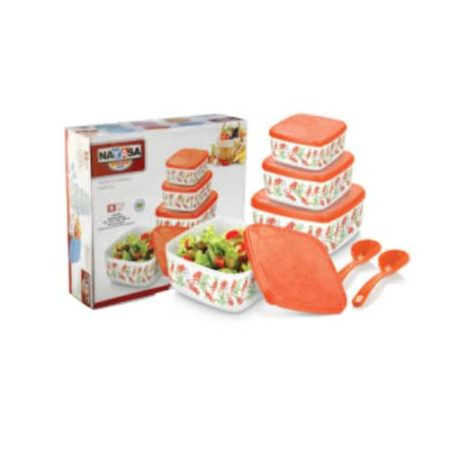 Nayasa Athena Bowl Set of 6 Pcs.