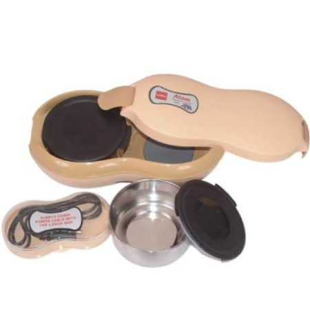 Cello Atom Electric Lunch Box (2 Containers)