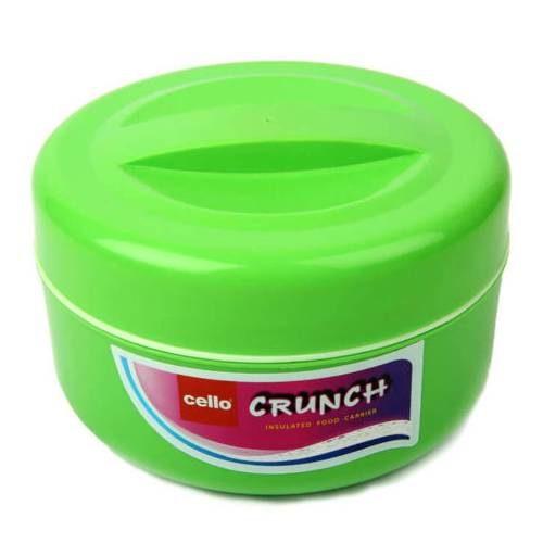 Cello Crunch Big Plastic Lunch Box
