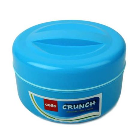 Cello Crunch Small Plastic Lunch Box