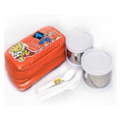 Nayasa Crunchy Munchy Kids Lunch Box