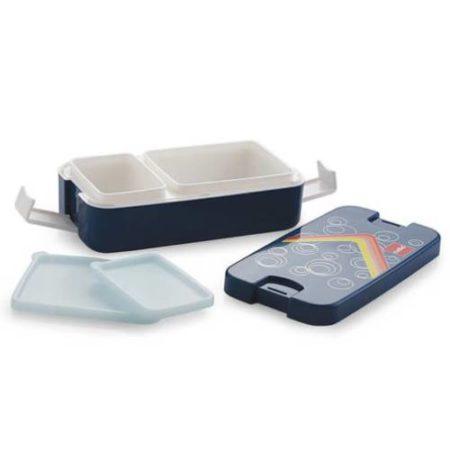Cello Food Mate Snap Lock Plastic Lunch Box