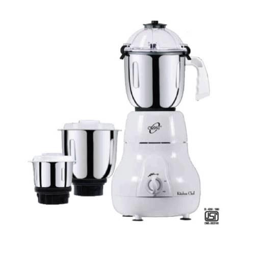 Orpat Mixer Grinder Kitchen Chef 500 Watt