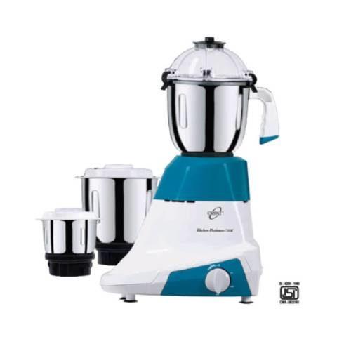 Orpat Mixer Grinder Kitchen Platinum 750 watt