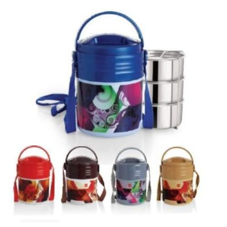 Cello Meal Kit Insulated Lunch Box