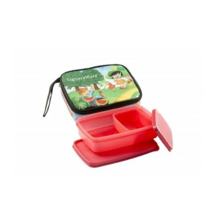 Signoraware Friends Compact Kids Lunch Box, Small