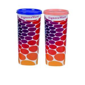 Signoraware Energy Jumbo Plastic Tumbler - 500ml