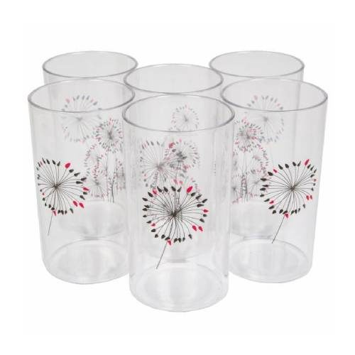 Signoraware Angelica Crystal Clear Glass Big Set