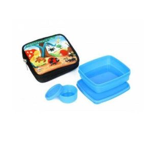 Signoraware Jungle Fun-Nano Lunch Box With Bag
