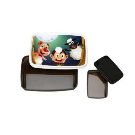 Signoraware Night Safari-Easy Kids Lunch Box (Big)