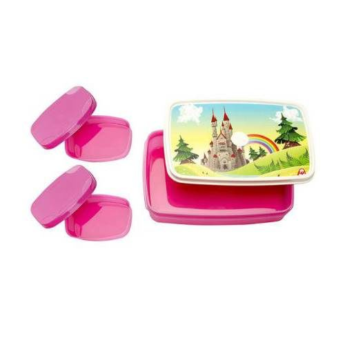 Signoraware Castle-Compact Lunch Box (Big)
