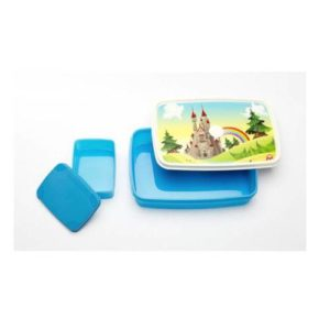 Signoraware Castle-Easy Kids Lunch Box (Big)
