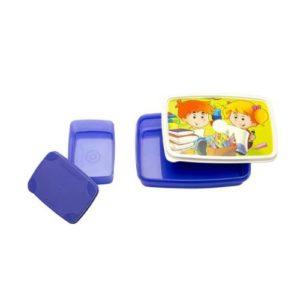 Signoraware Funtime-Compact Kids Lunch Box (Small)