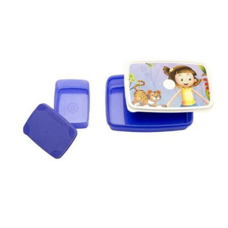 Signoraware Dreamland-Compact Kids Lunch Box (Small)