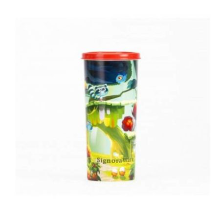 Signoraware Tree House Plastic Tumbler - 500 ML