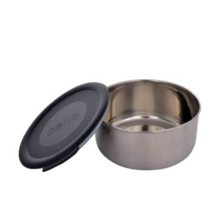 Cello Proton Electric Stainless Steel Lunch Box (2 Containers)
