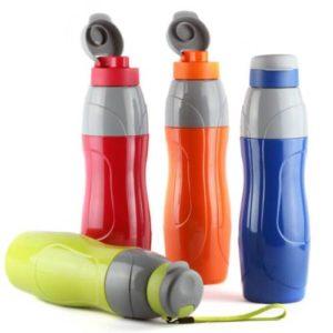 Cello Puro Plastic Sports Insulated Water Bottle