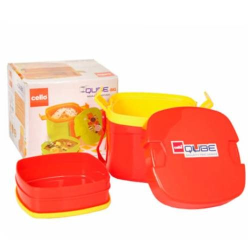 Cello Qube Big Insulated Lunch Carrier