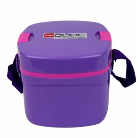 Cello Qube Big DLX Insulated Lunch Carrier