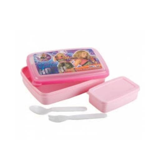 Nayasa Spill Guard Kids Lunch Box - 2 Container