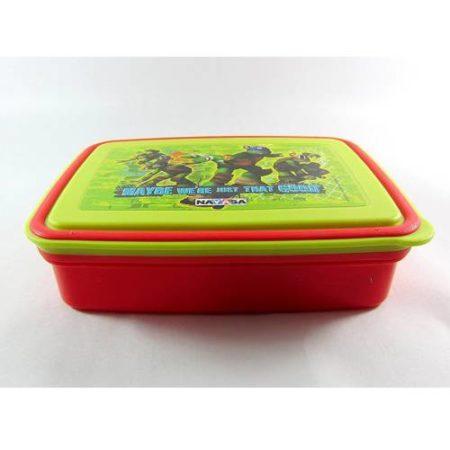 Nayasa Spill Guard Kids Lunch Box 3
