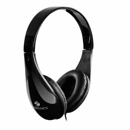 Zebronics ZEB-2100HMV Wired Headphone