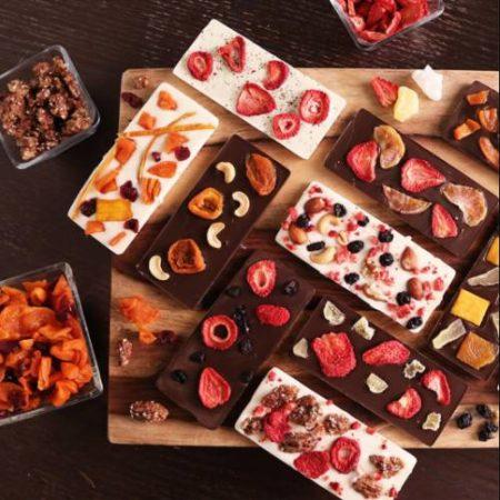 Fruits & Nutty Chocolate