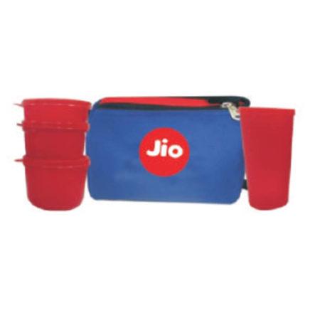 Printable Lunch Box with Bag - LB101
