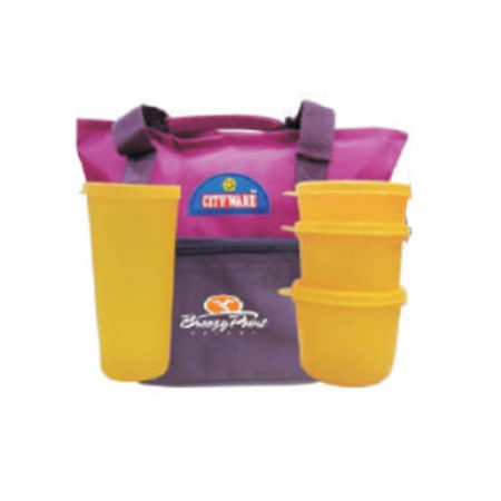 Printable Lunch Box with Bag - LB92