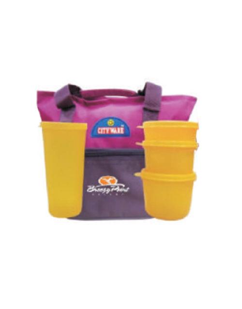 Printable Lunch Box with Bag - LB92