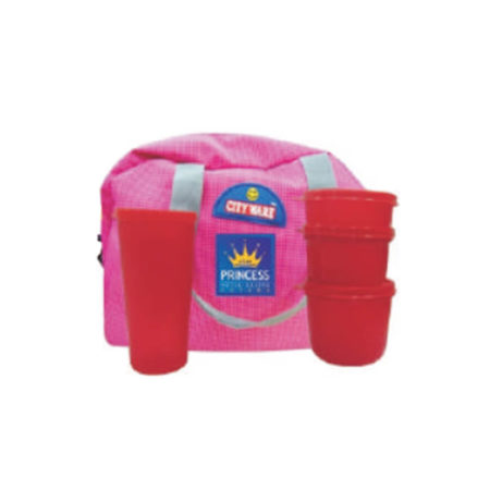 Printable Lunch Box with Bag - LB93
