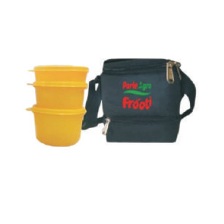Printable Lunch Box with Bag - LB96