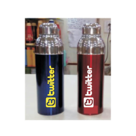 Insulated Printable Water Bottle (MB2) - 700 ML