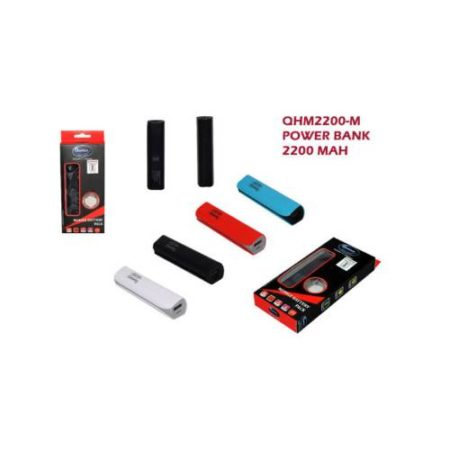 Quantum Lithium ION Battery Power Bank (XIAOHUXIAN U1C1- 2200 mAh