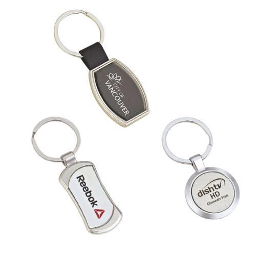 Metal Keychain 9164