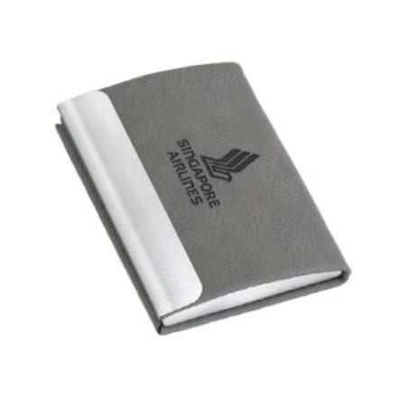 Visiting Card Holder Metal Card