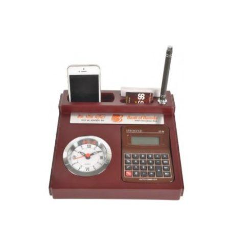 Desktop Organizer Watch & Calculator - 35