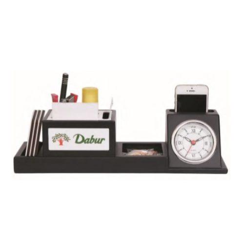 Desktop Organizer Watch & Mobile Stand - 29