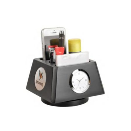 Revolving Desktop Organizer Watch - 44