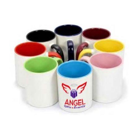 Ceramic Printable Coffee Mugs - M6